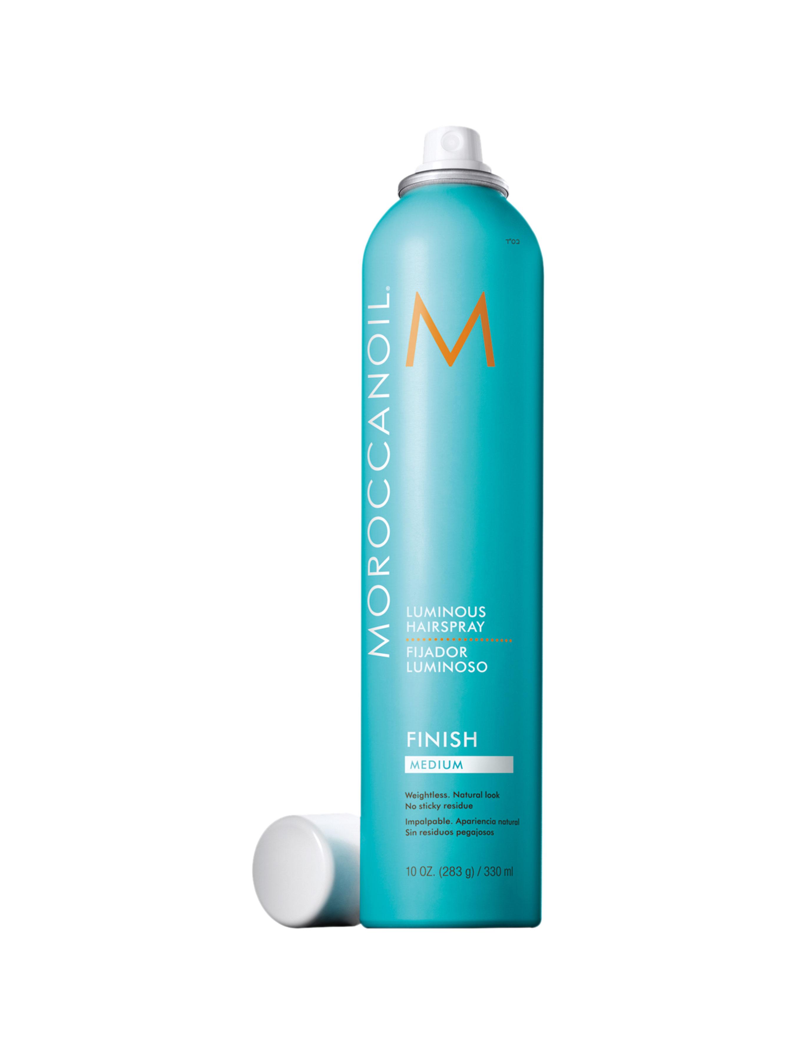 Moroccanoil | Luminöses Haarspray Medium – 330ml