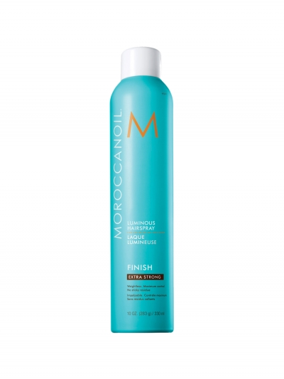 Moroccanoil | Luminöses Haarspray Strong – 330ml