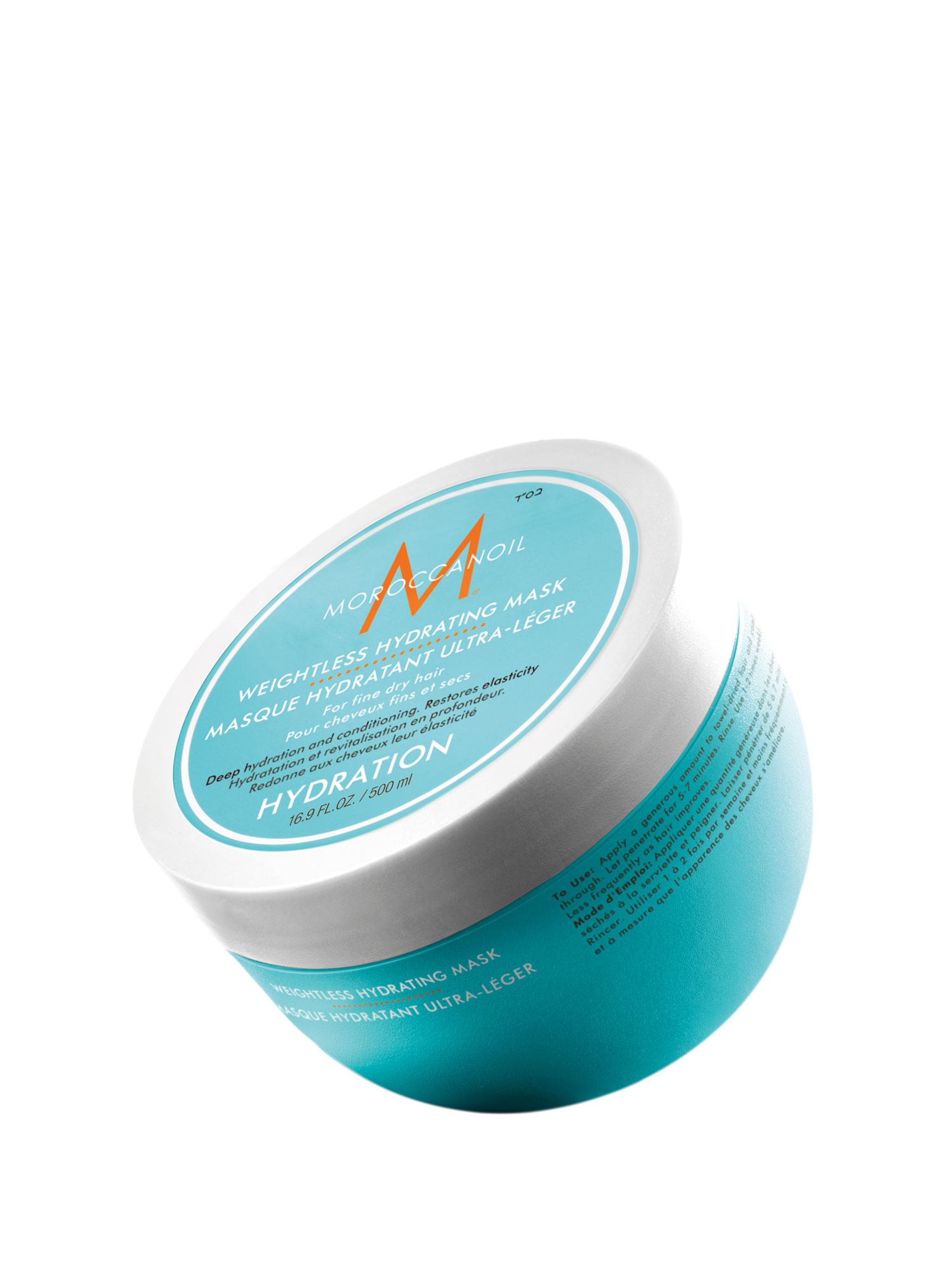 Moroccanoil | leichte Feuchtigkeitscreme – 500ml
